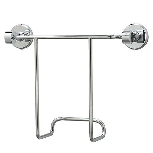 Porte-revues Philip, chrome poli