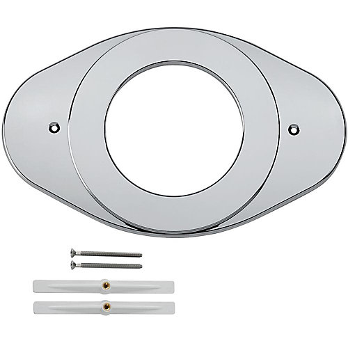 Remodel Cover Plate, Chrome