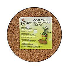 6 inch  Cork Mat