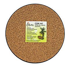 10 inch Cork Mat