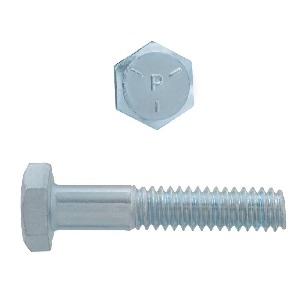 1/4x1 1/4 Hex Hd Capscrew GR5 Unc
