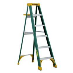 Featherlite 6 ft. Grade II Fibreglass Step Ladder