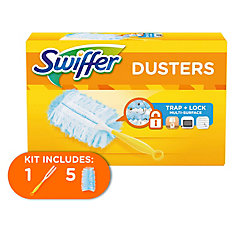 Duster Starter Kit - Handle + 5 Cloths