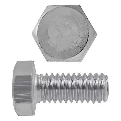 5/16-inch-18 x 3/4-inch 18.8 Stainless Steel Hex Head Cap Screw - UNC
