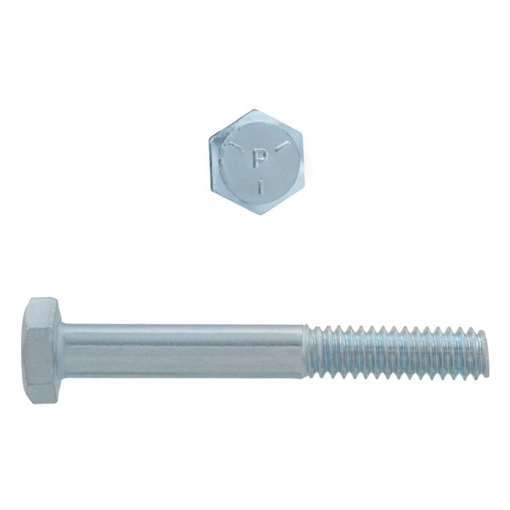 1/4x2 Hex Hd Capscrew GR5 Unc