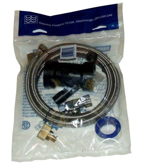 Import Dishwasher Installation Kit