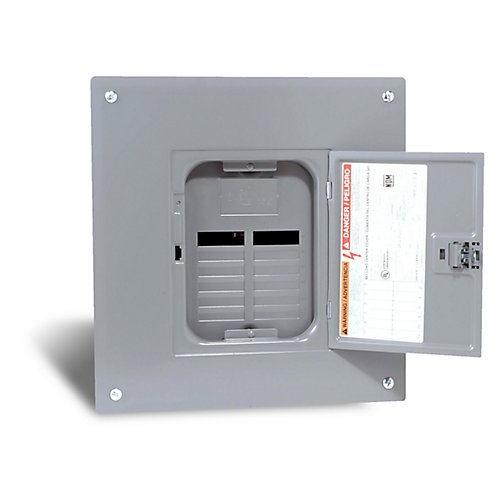 Square D 100 Amp Sub Panel Loadcentre With 12 Spaces 24 Circuits