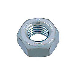 Paulin 1/4-inch-28 Finished Hex Nut - Zinc Plated - Grade 5 - UNF