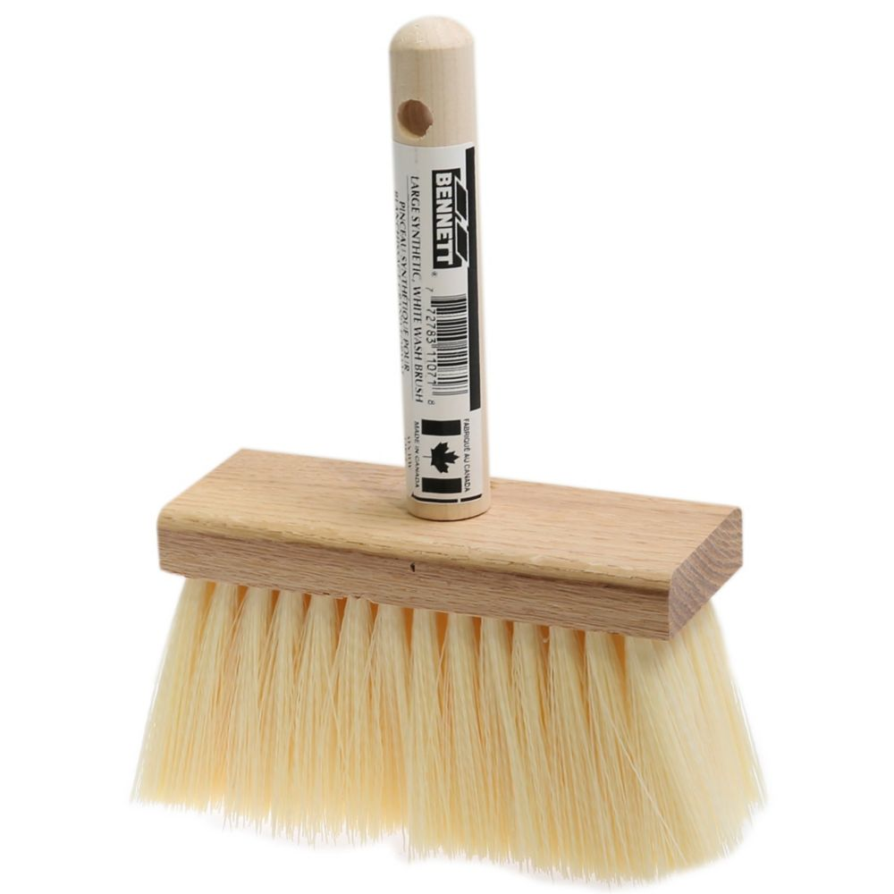 Medium White Wash Brush