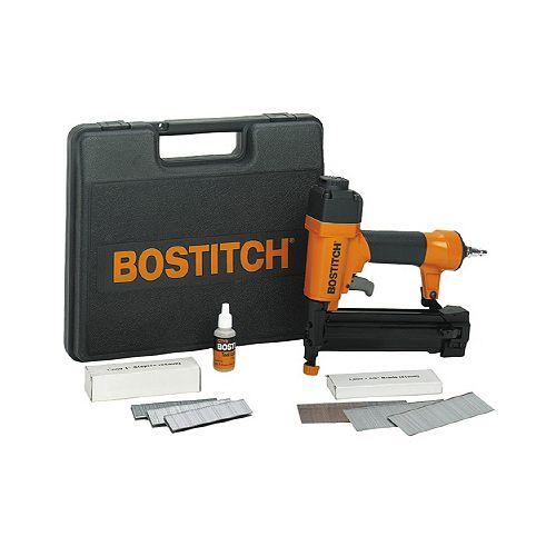 Bostitch 2-in-1 Brad Nailer Kit
