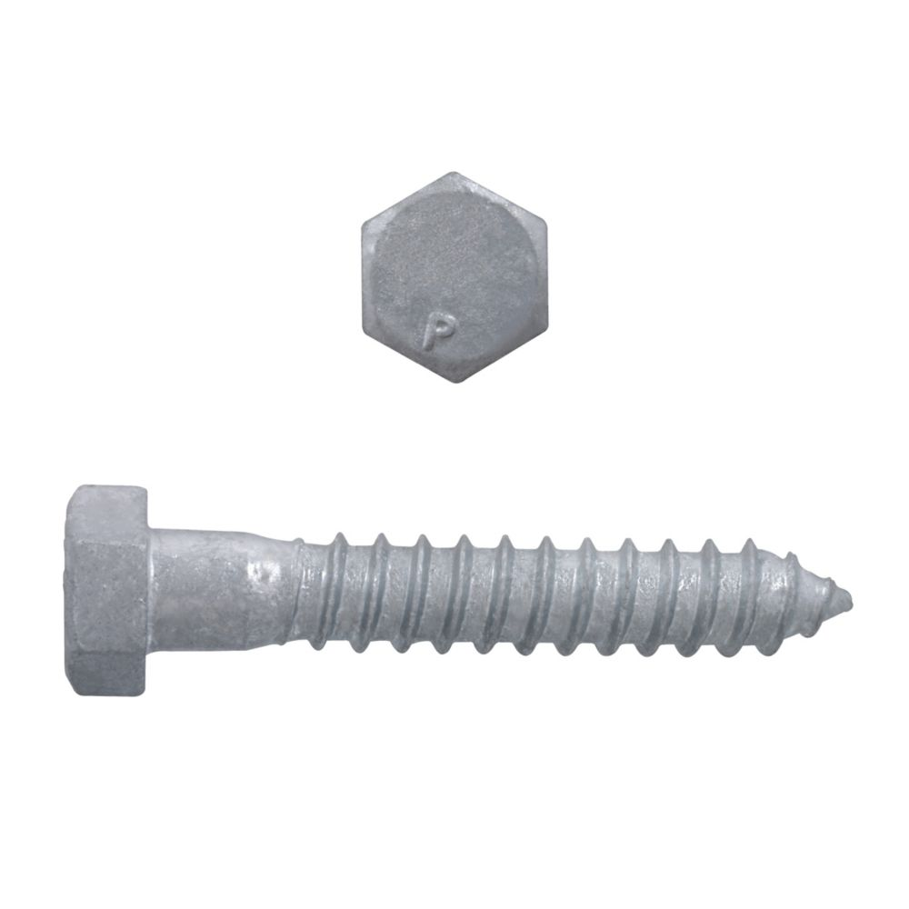 1/2x3 Hex Hd Lag Bolt HDG 855-590 Canada Discount