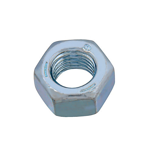 5/16-inch-24 Finished Hex Nut - Zinc Plated - Grade 5 - UNF