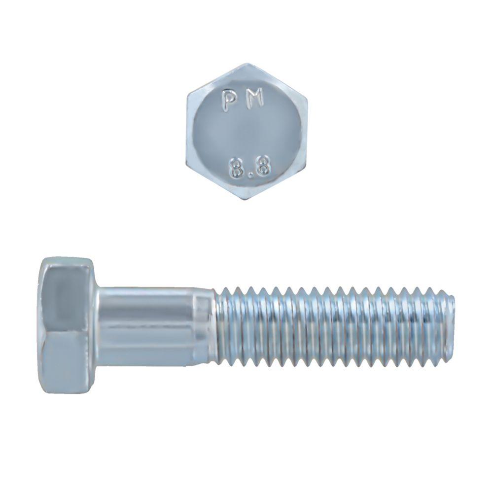 M8x35 Metric Bolts 8.8 Unc