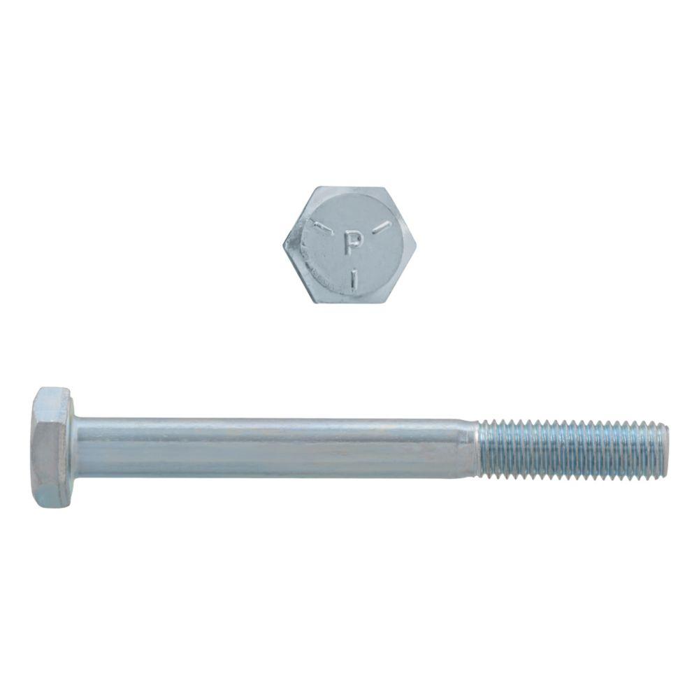1/4x2 1/2 Hex Hd Capscrew GR5 Unf