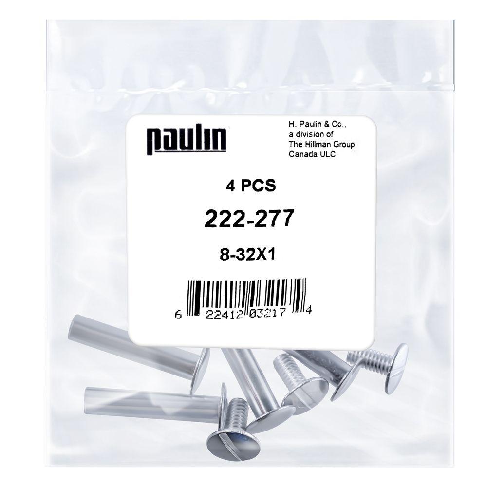 Papc 8-32x1 Chicago Screws