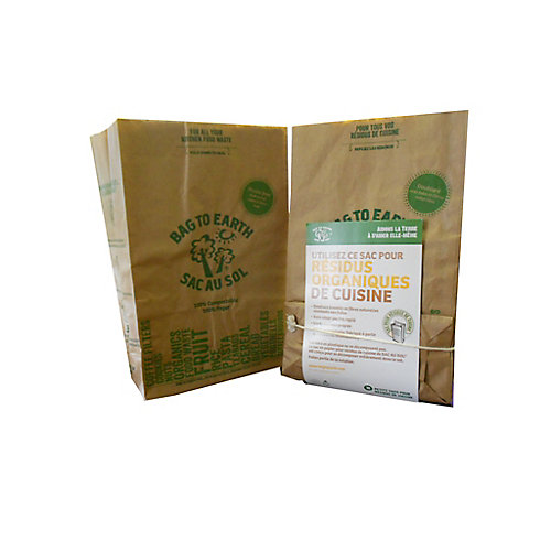 Small Food Waste Bag (10-Pack)