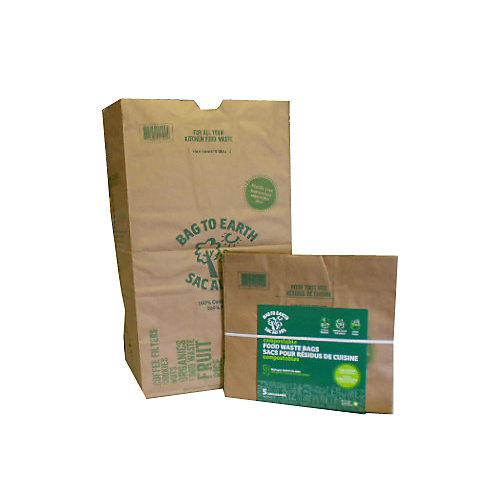 Large Food Waste Bag (5-Pack)