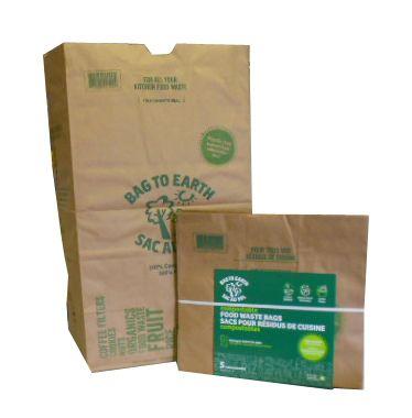 Large Food Waste Bag