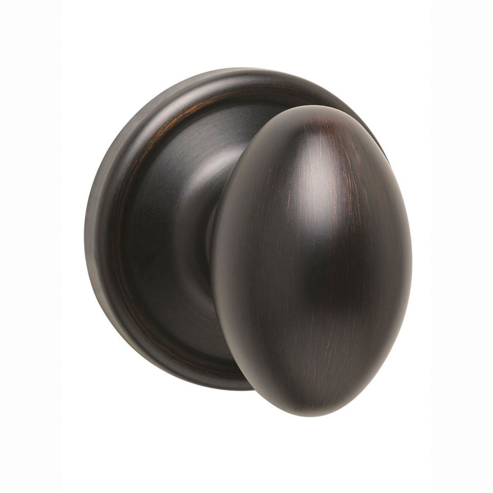 Welcome Home Collections Laurel Venetian Bronze Passage Knob