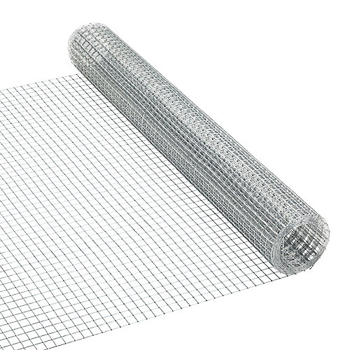 Peak Products Hardware Mesh 1 2 Inch X 1 2 Inch 24 Inches X 5 Feet