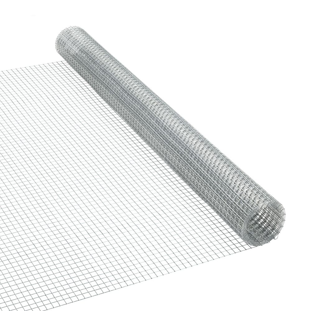 Hardware Mesh 1/2 inch x 1/2 inch 36 inches x 5 feet