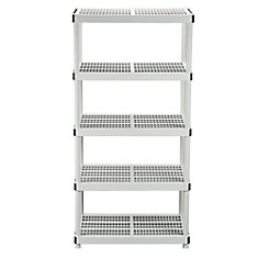 24-inch 5-Shelf Storage Organizer