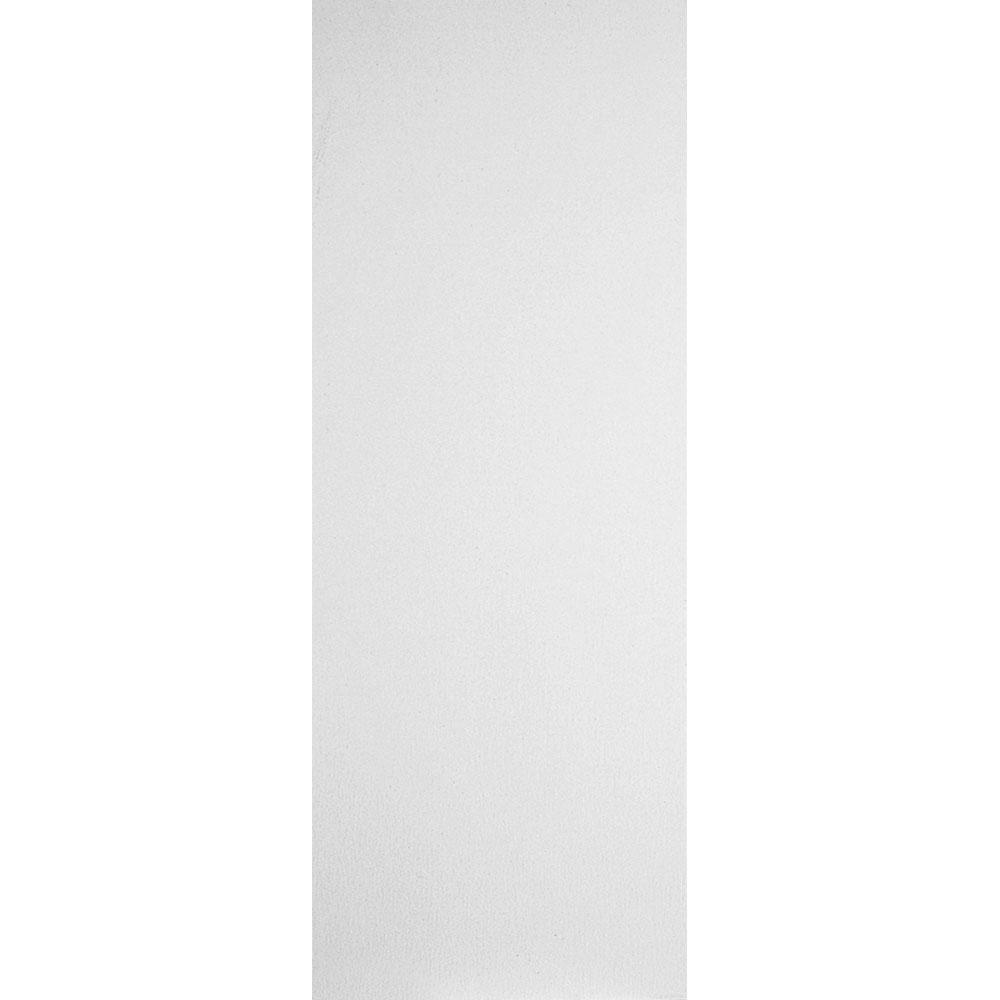 30-inch x 80-inch Primed Hardboard Door Slab