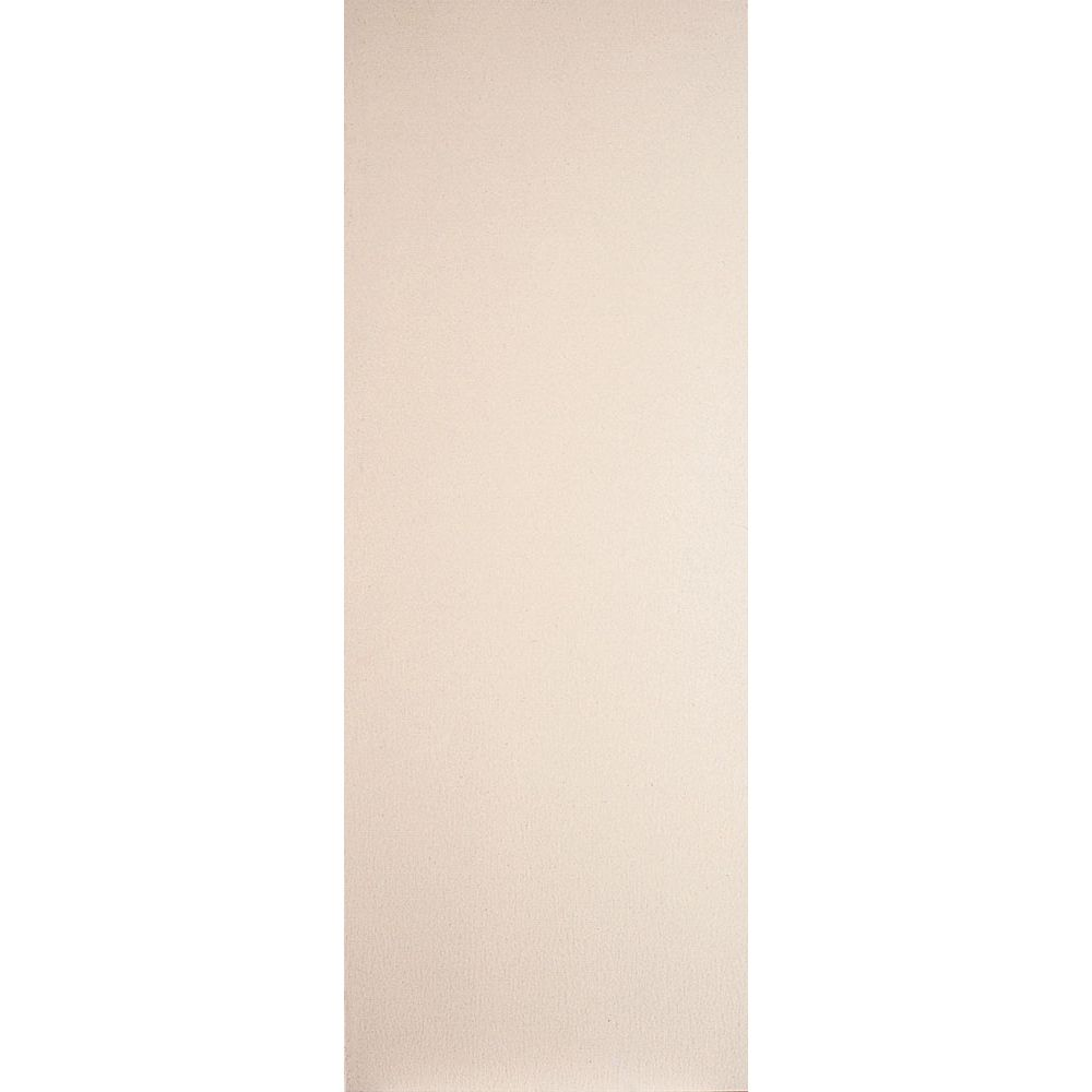 32-inch x 80-inch Primed Hardboard Door Slab