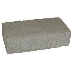 Cindercrete Brickstone Paver- Grey