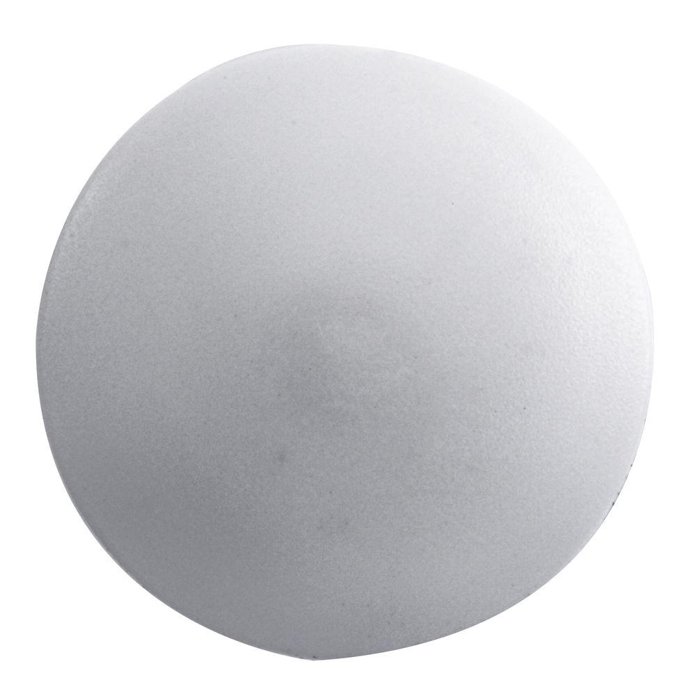 #2 Plastic Screw Cover White