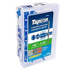 1/4 X1 1/4 Hex Tapcon  Concrete Anchor