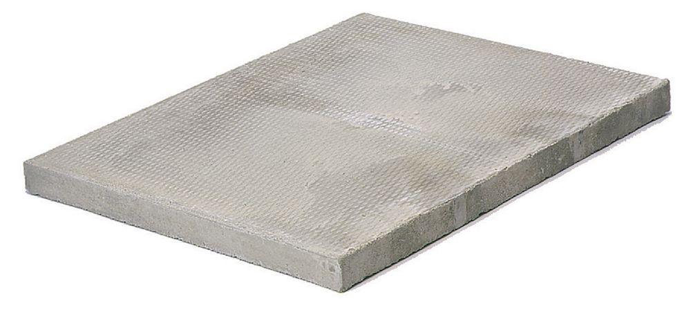 Home Depot Patio Slabs : Cindercrete patio slab grey the home depot canada
