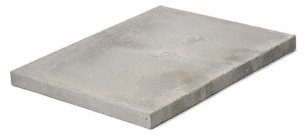 Cindercrete Patio Slab- 24 inch X30 inch - Grey   The Home ...