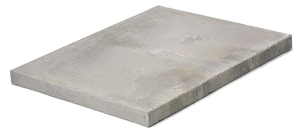 Cindercrete Patio Slab- 24 inch X30 inch - Grey