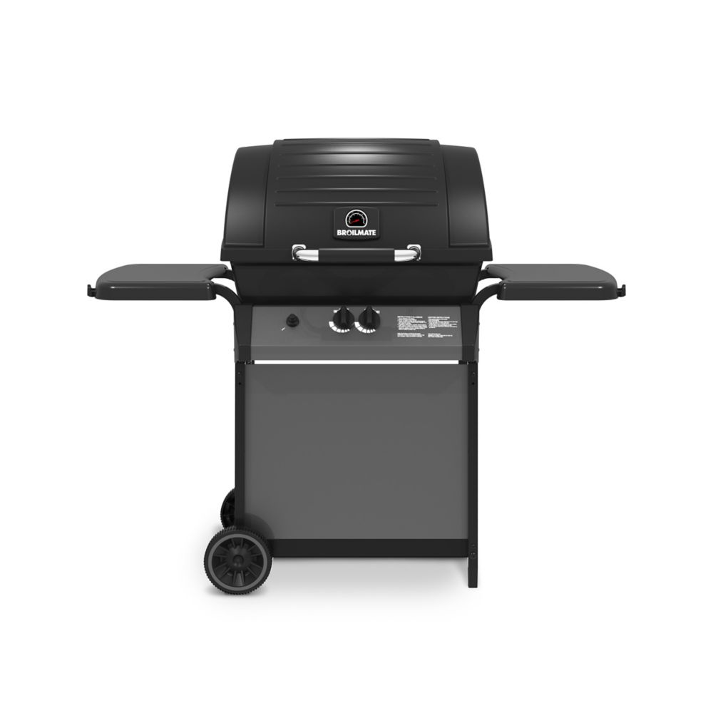 2-Burner Propane Gas BBQ