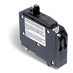 Single Pole 15 Amp QO Tandem Circuit Breaker