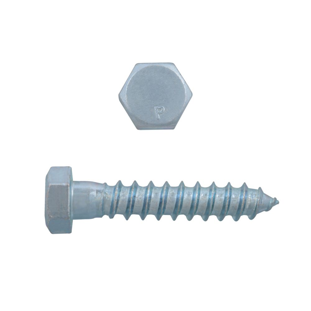 3/8x2 Hex Hd Lag Bolt