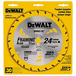 DEWALT 7-1/4 In. 24T Saw Blade