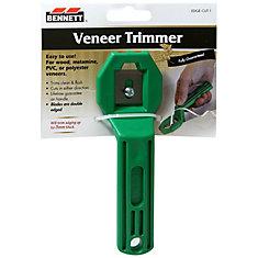 Veneer Trimmer Double Edge