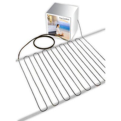 Câble chauffant pour plancher, 120 à 150 pi² selon espacement, 240 V