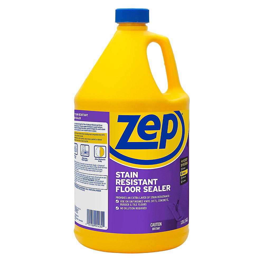 Zep Commercial Zep Stain Resistant Floor Sealer 3 78l