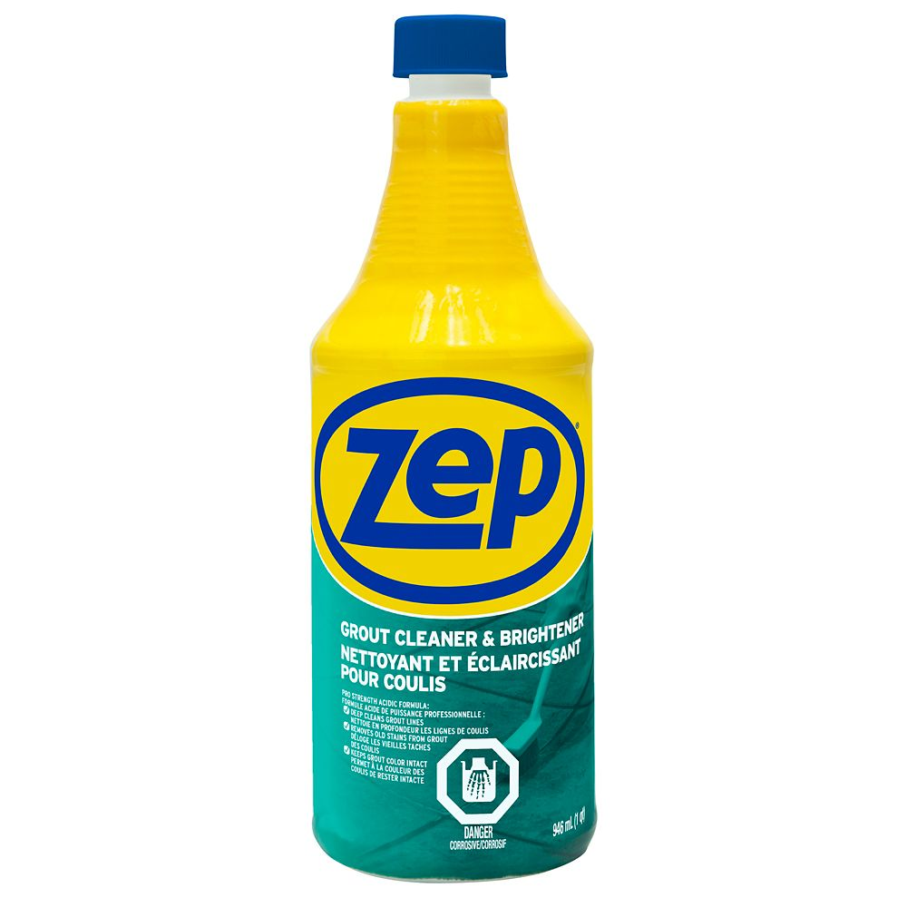 Upc 021709009897 Zep Commercial 32 Oz Grout Cleaner And