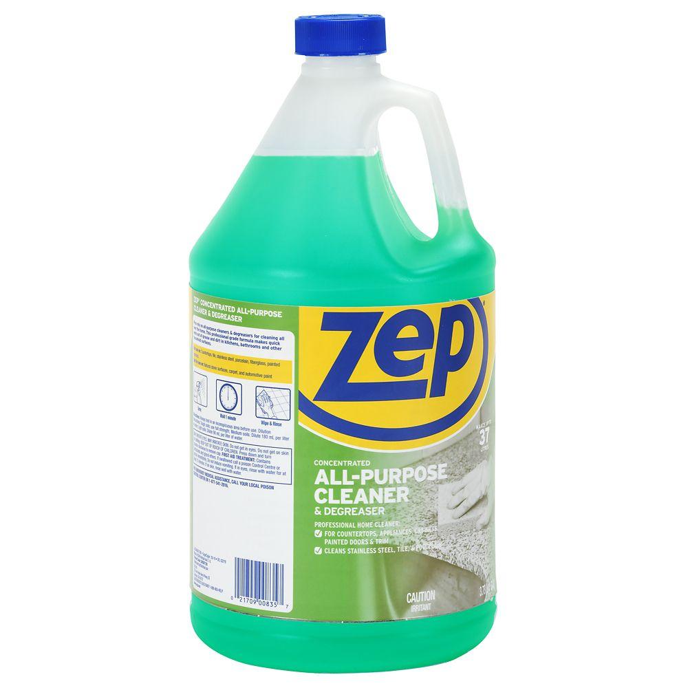 Nettoyant Zep tout usage 3,78 L