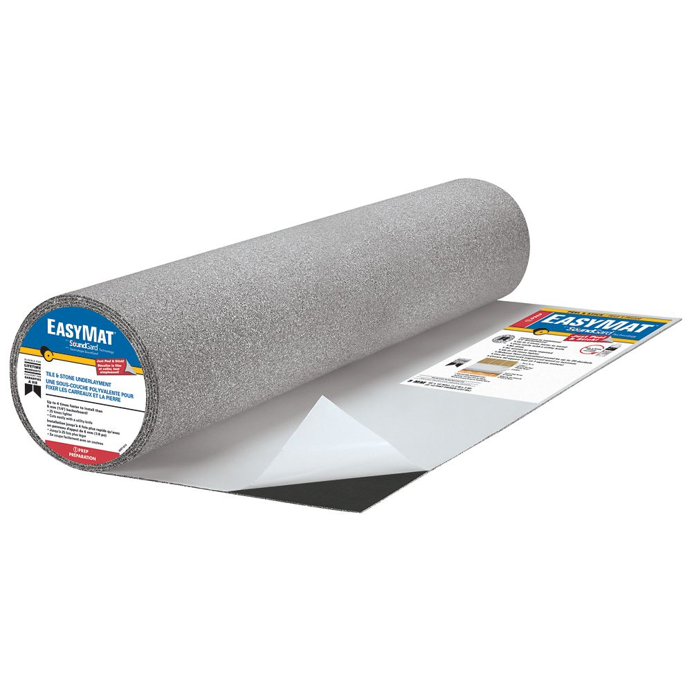 EasyMat Tile & Stone Underlayment  5MMX48X10