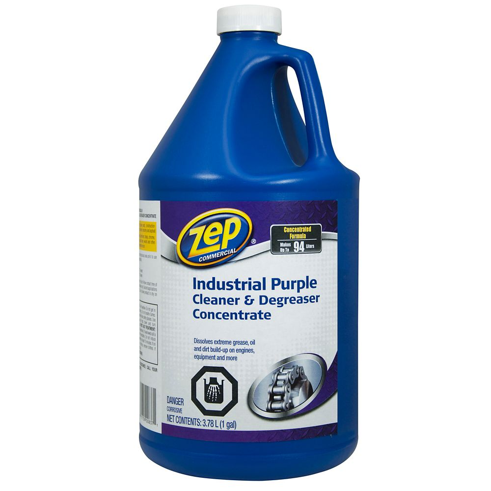 Zep Industrial Purple Cleaner 3.78L