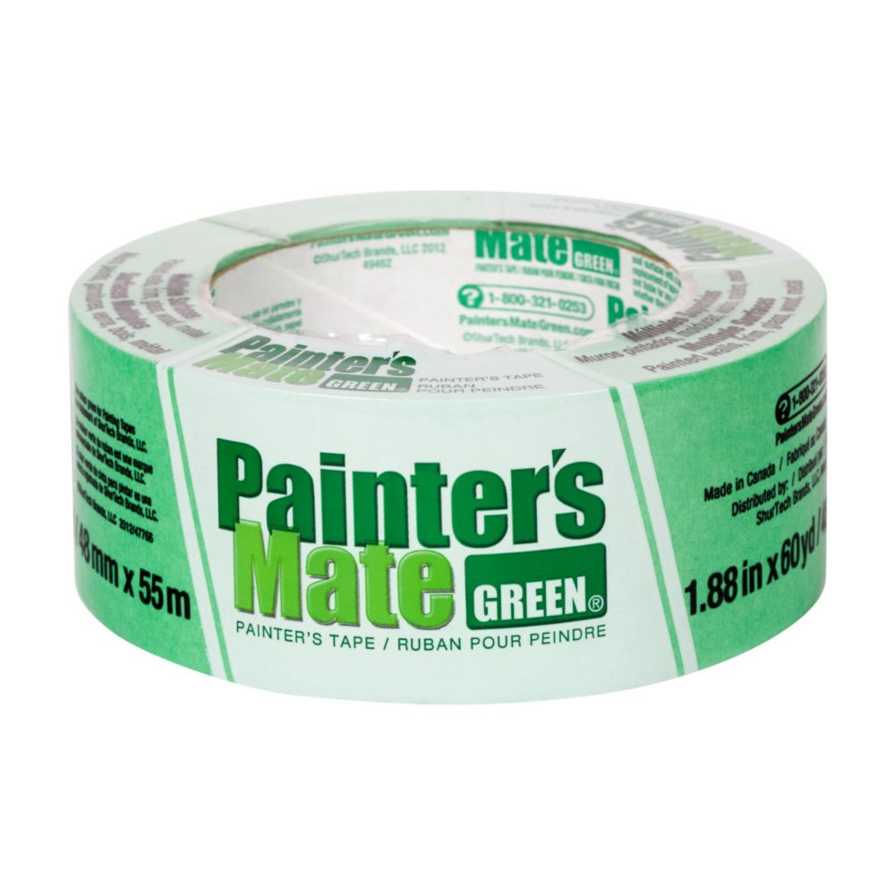 48mm Painter's Mate Green 8-Day Tape