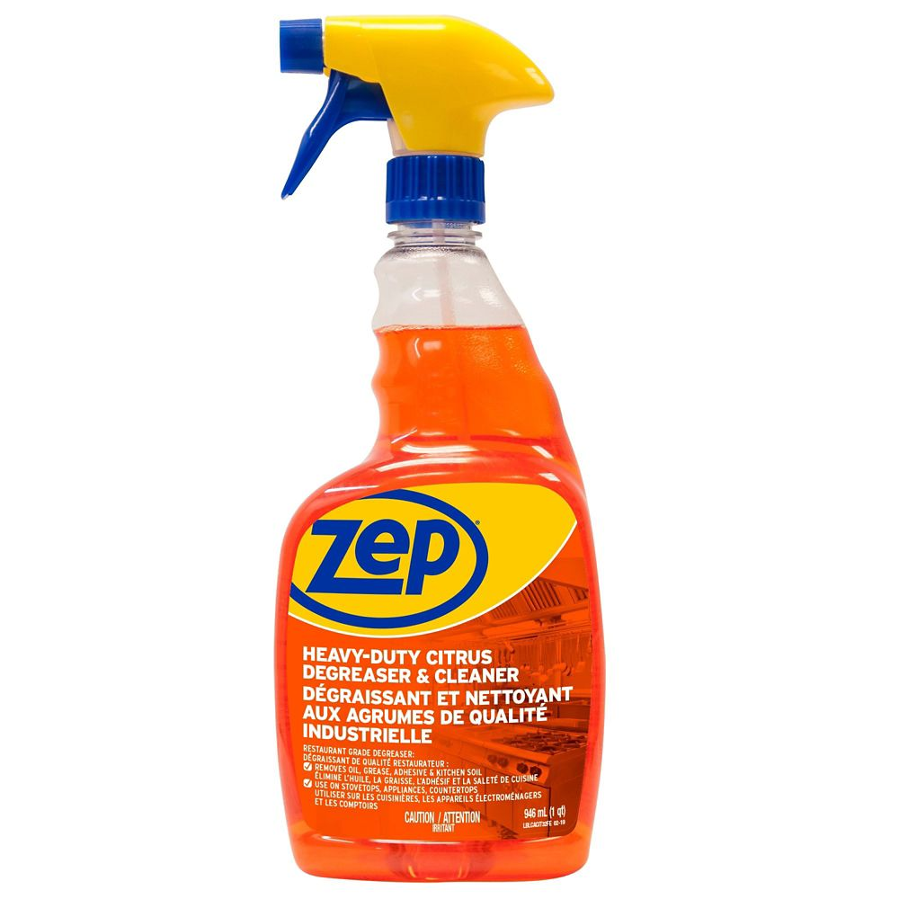 Zep Commercial Zep Citrus Cleaner 946ml The Home Depot