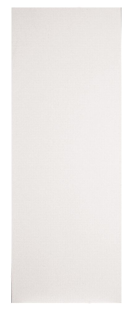 28-inch x 80-inch Primed Hardboard Door Slab