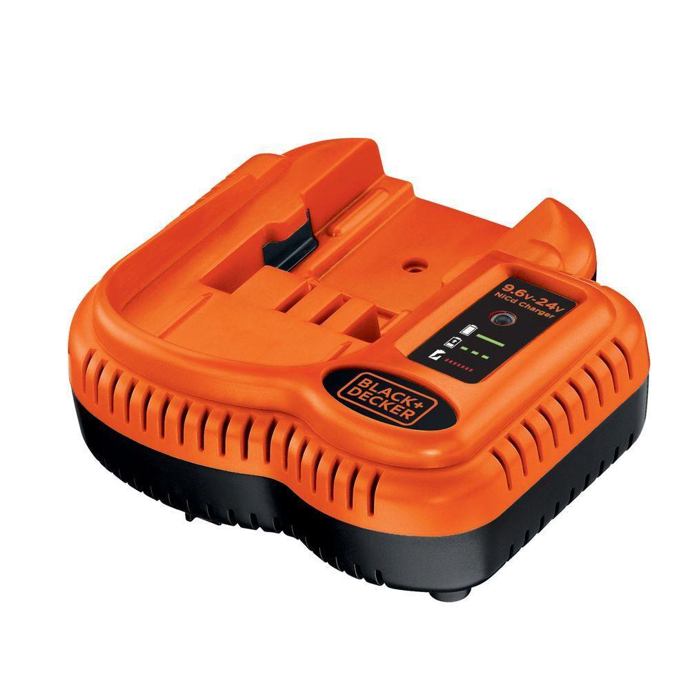9.6V To 18V NiCad Battery Charger