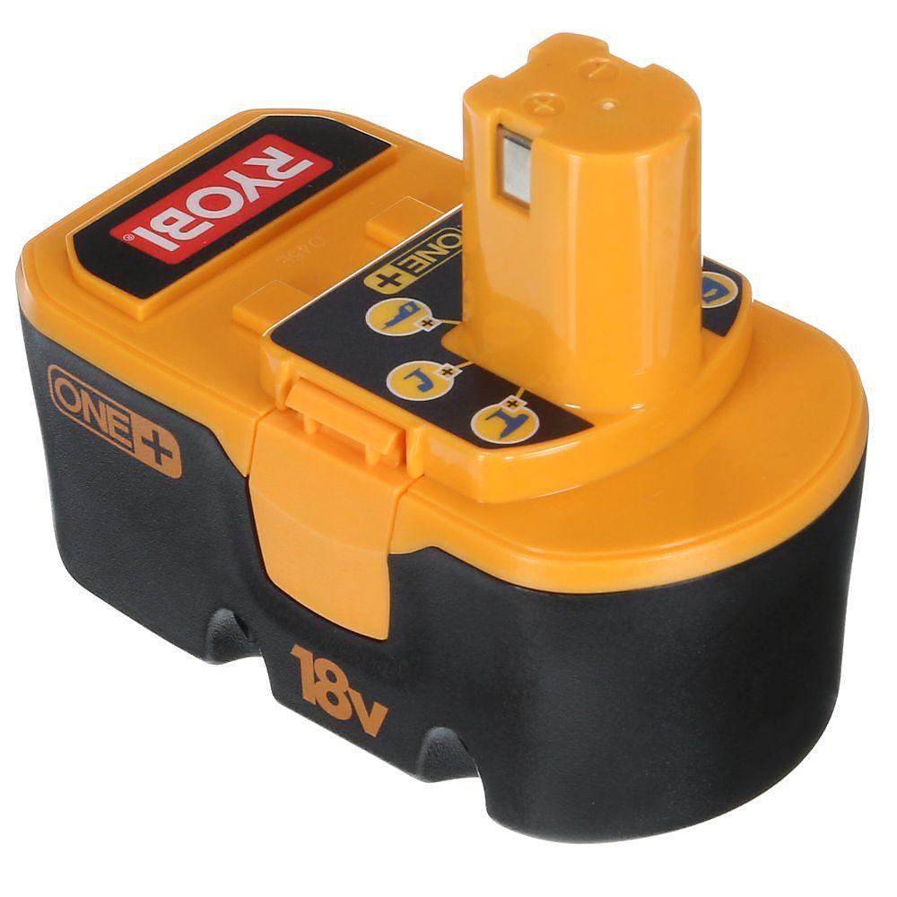 Ryobi One 18 Volt Ni Cd Battery The Home Depot Canada